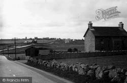 Sennen, Land's End From Village c.1955