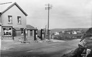 Sennen, the last Post Office in England c1955