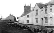 Sennen, the Village 1908