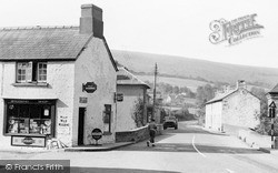Sennybridge, Bridgend c.1955