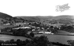 Sennybridge, General View c.1955