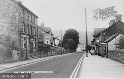 Sennybridge, High Street c.1965
