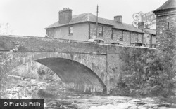 Sennybridge, The Bridge c.1955