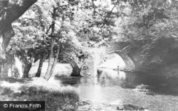 Sennybridge, The Bridge c.1960