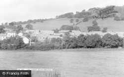 Sennybridge, The Camp c.1955