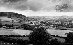 Sennybridge, The Village And Camp c.1965