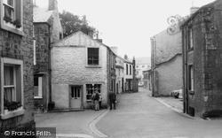 Chapel Street c.1965, Settle