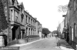 Duke Street 1903, Settle
