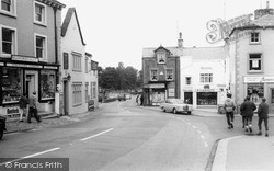 Duke Street c.1960, Settle