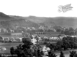 From The West 1924, Settle
