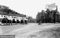 Market Place 1887, Settle