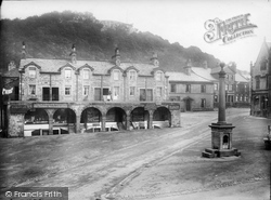 Market Place 1921, Settle