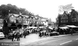 Market Place c.1965, Settle