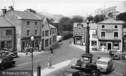 Market Square c.1960, Settle