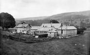 Settle, the Girls High School 1929