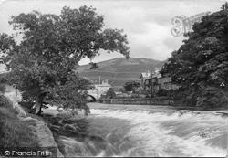 The River Ribble 1921, Settle
