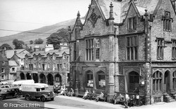 Town Hall c.1960, Settle