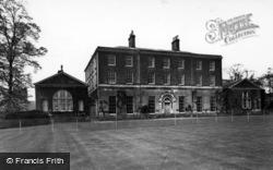 Settrington, Settrington House c.1955