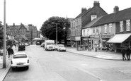 Seven Kings, Aldborough Road c1965