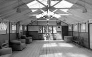 Sevenoaks, Woodlands Holiday Camp, the Recreation Room c1955