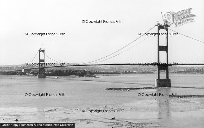 Severn Road Bridge photo