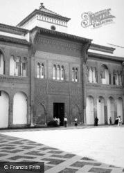 The Alcazar 1960, Seville