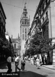 The Giralda 1960, Seville