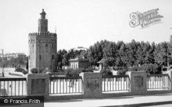 Torre Del Oro 1960, Seville