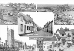 Shaftesbury, Composite c.1955