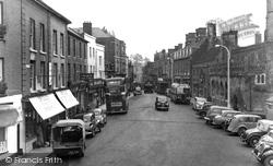 Shaftesbury, High Street 1951