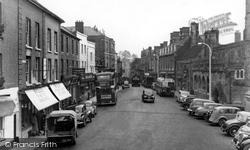Shaftesbury, High Street c.1950
