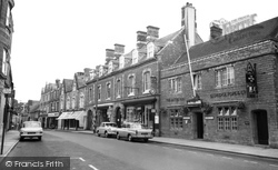 Shaftesbury, High Street c.1965