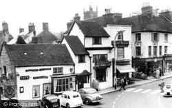 Shaftesbury, King Alfred's Kitchen 1955
