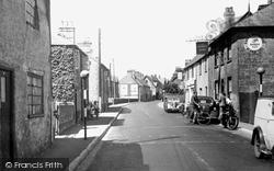 Shaftesbury, Salisbury Street c.1950