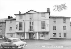 Shaftesbury, The Grosvenor Hotel c.1965