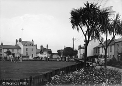 Bowling Green 1938, Shaldon