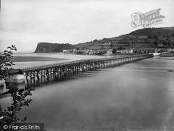Bridge 1922, Shaldon