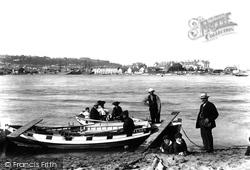 Ferry 1906, Shaldon