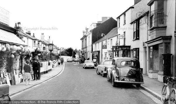 Photo of Shaldon, Fore Street c1965