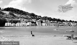 From Teignmouth Point c.1955, Shaldon