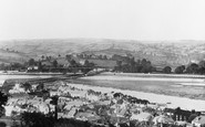 Shaldon, from Torquay Road 1895