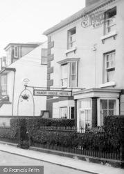 Shaldon, Manor House Hotel 1938