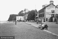 Marine Parade 1934, Shaldon