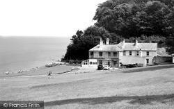 Ness House c.1955, Shaldon