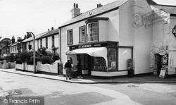 Shop In Fore Street c.1955, Shaldon