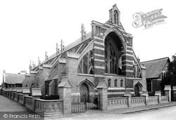 St Peter's Church 1906, Shaldon