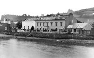 Shaldon, Teign House Private Hotel 1928