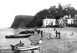 The Beach 1918, Shaldon