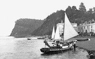 Shaldon, the Ferry 1911
