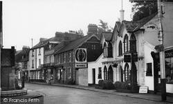 The Hunters Lodge c.1955, Shaldon